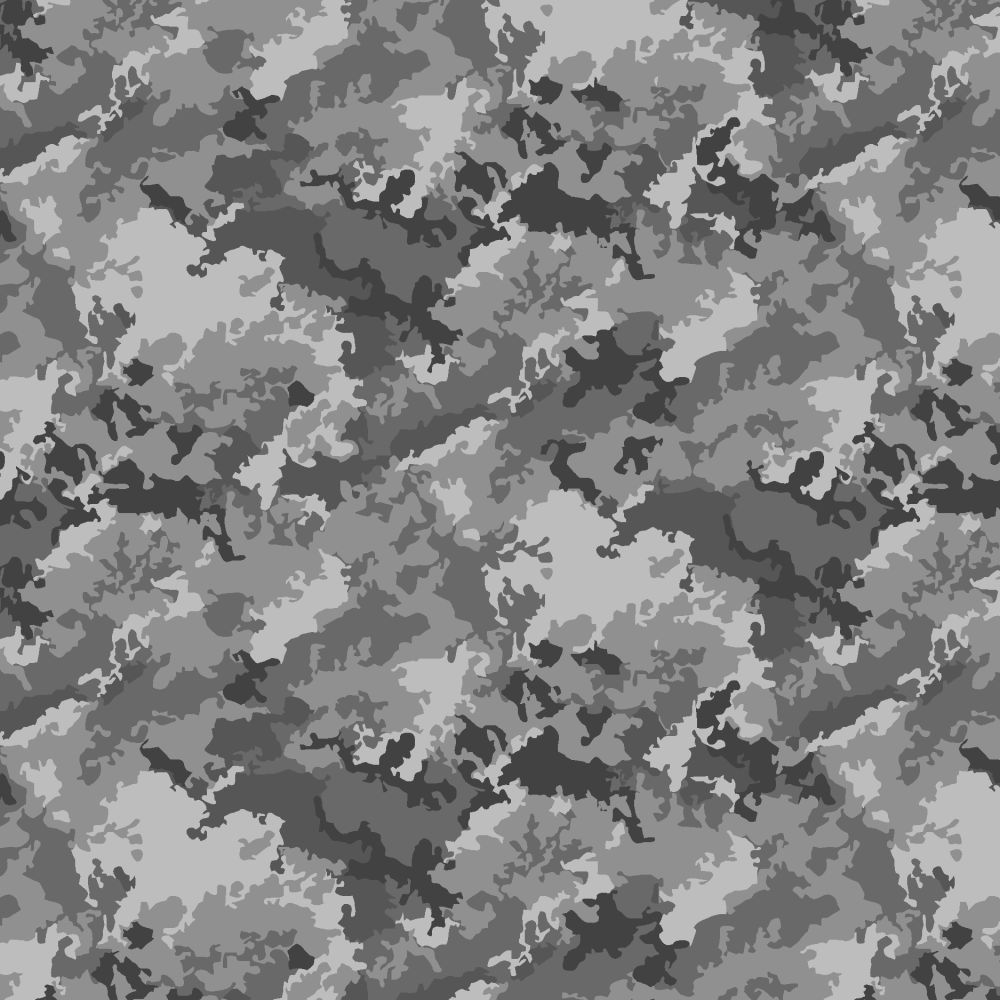 Any Color Camouflage Pattern